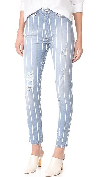 IRO.JEANS Lisa Stripe Jeans