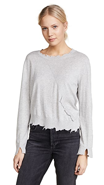 IRO. JEANS Gnasp Distressed Sweater at Shopbop