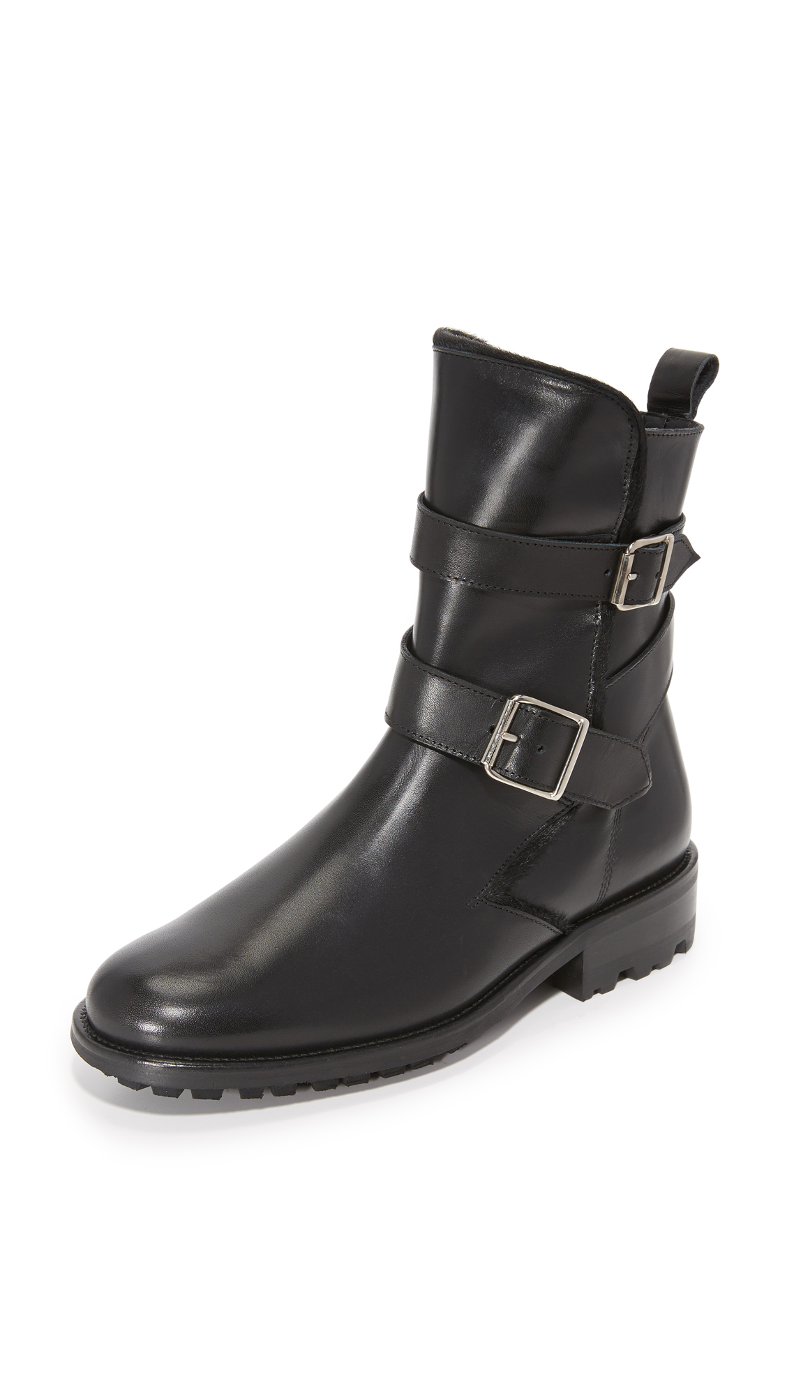 Iro Voltaz Boots - Black