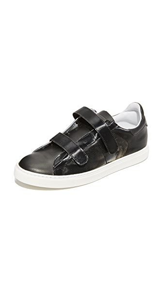 IRO Mazyia Hologram Sneakers - Black
