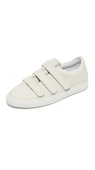 IRO Scratchy Sneakers - White