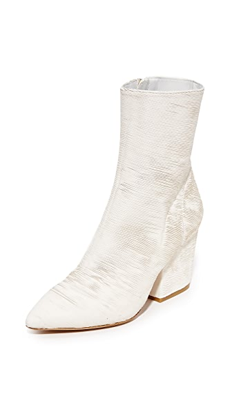 IRO Ladila Booties - Grey/White