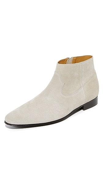 IRO Nars Suede Zip Boots