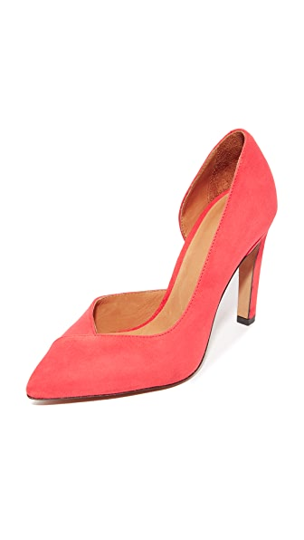 IRO Escarp Pumps - Coral