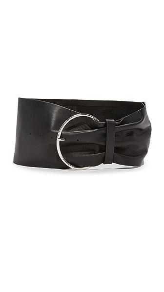 IRO Balancia Belt - Black