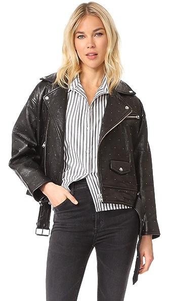 IRO Vandry Jacket In Black