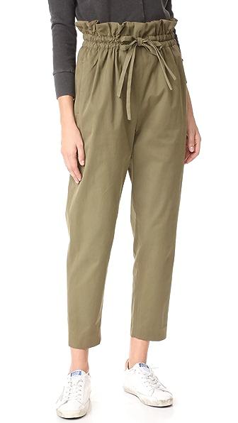 IRO Stello Pants In Khaki