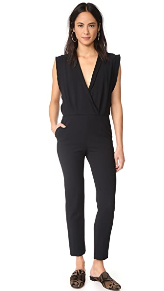 IRO Ioco Jumpsuit - Black