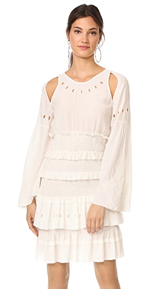 IRO Jedway Dress - Ecru