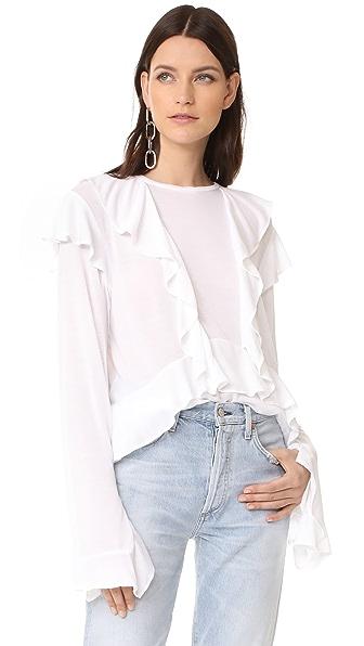 IRO Nampa Pullover - White