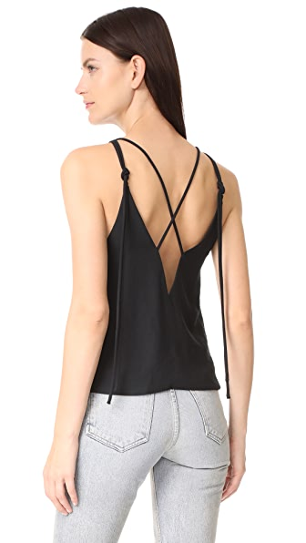 IRO Hackett Top - Black