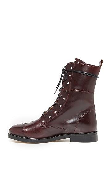 IRO Rangy Military Boots
