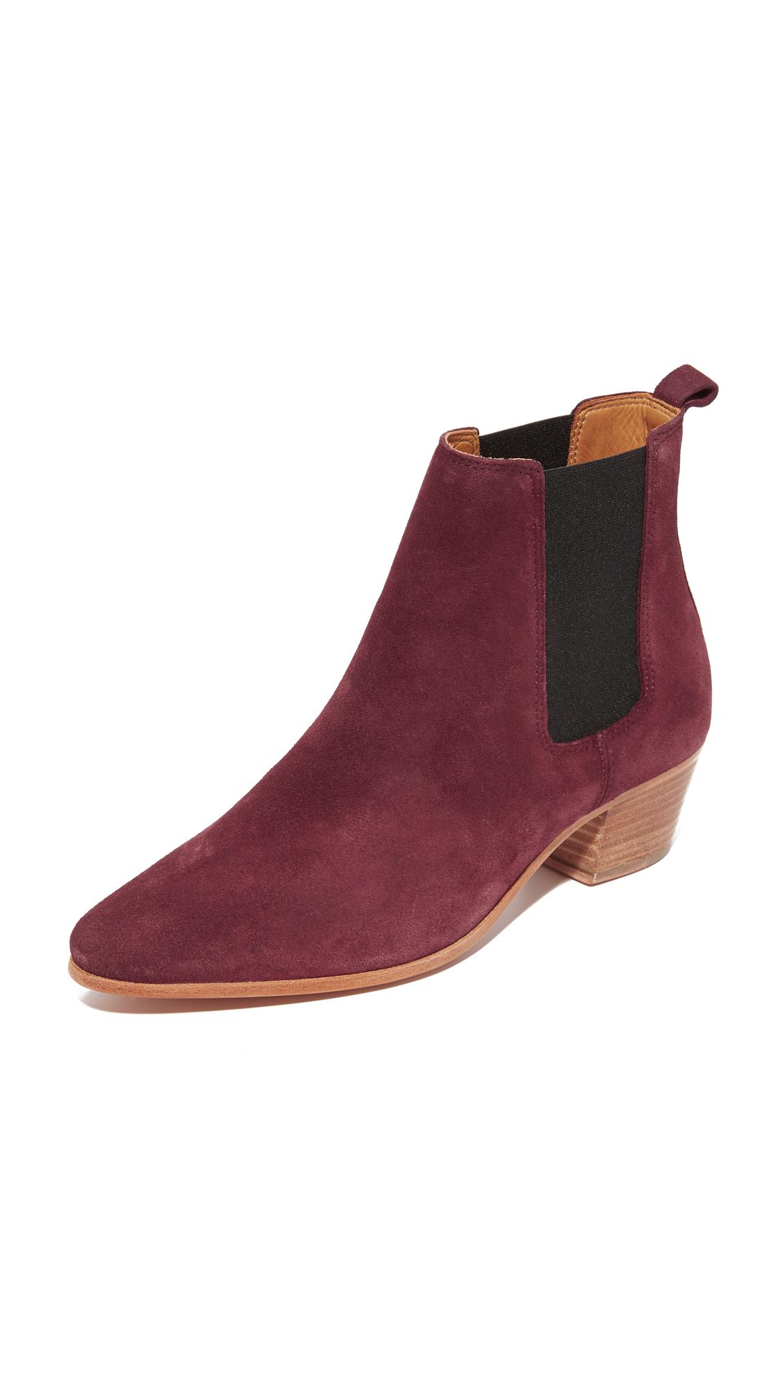 Photo of IRO Yvette Chelsea Booties online shoes sales