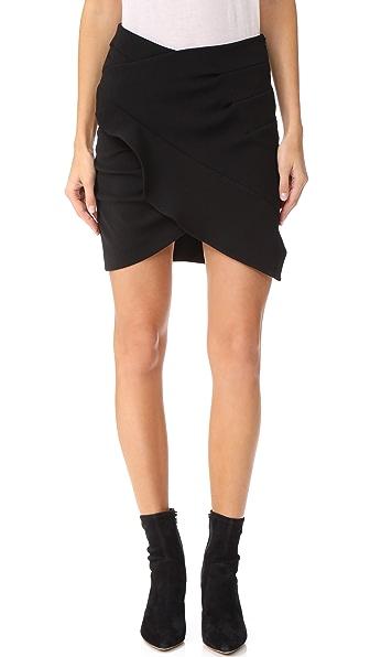 IRO Mahlan Skirt - Black