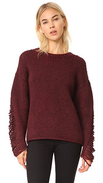 IRO Vasily Sweater - Wine