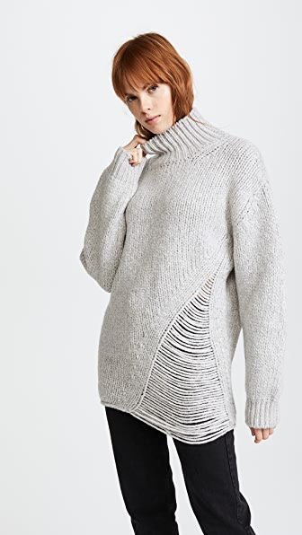 IRO Vasen Sweater - Light Grey