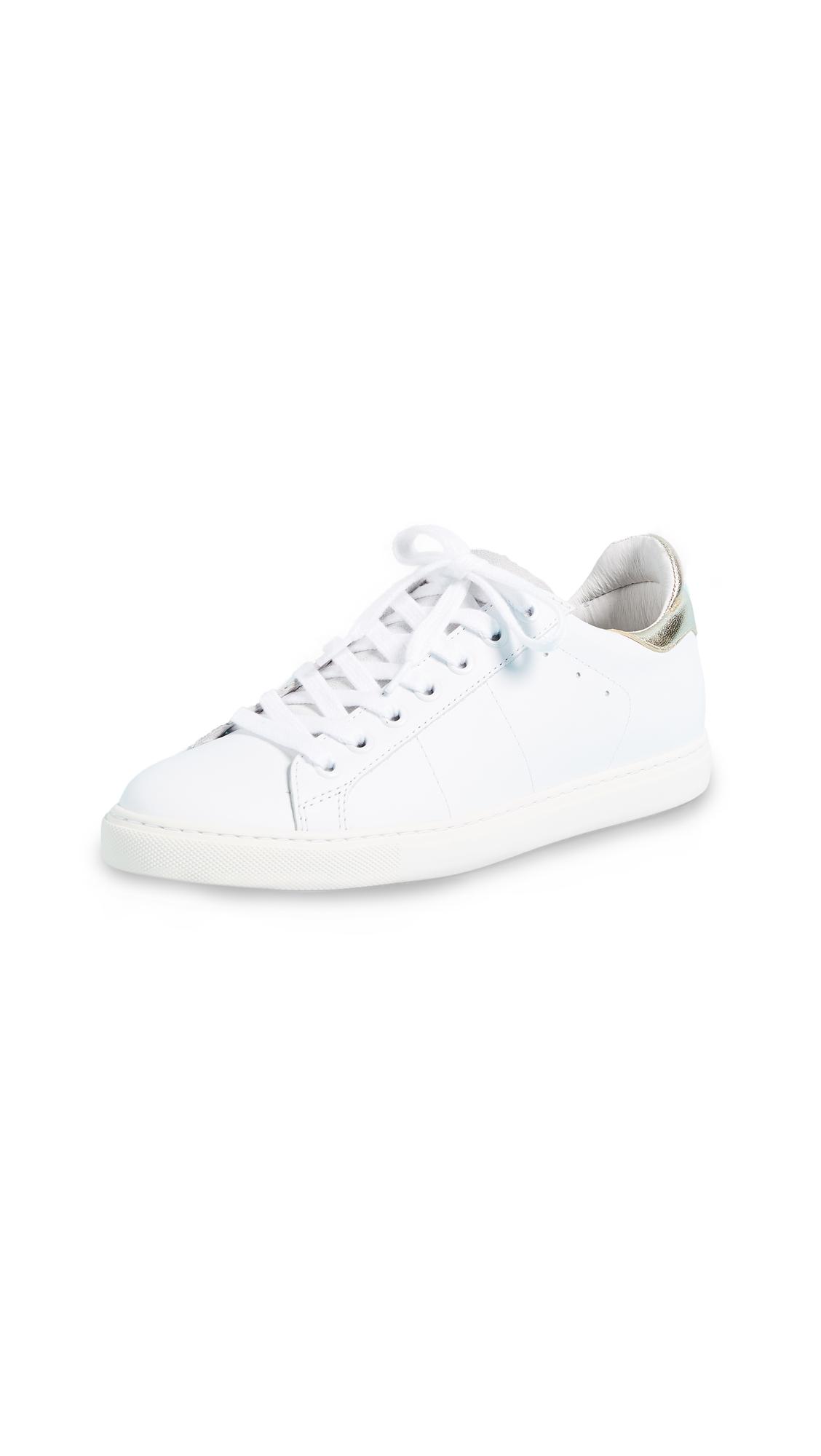 IRO Basic Sneakers - White/Gold
