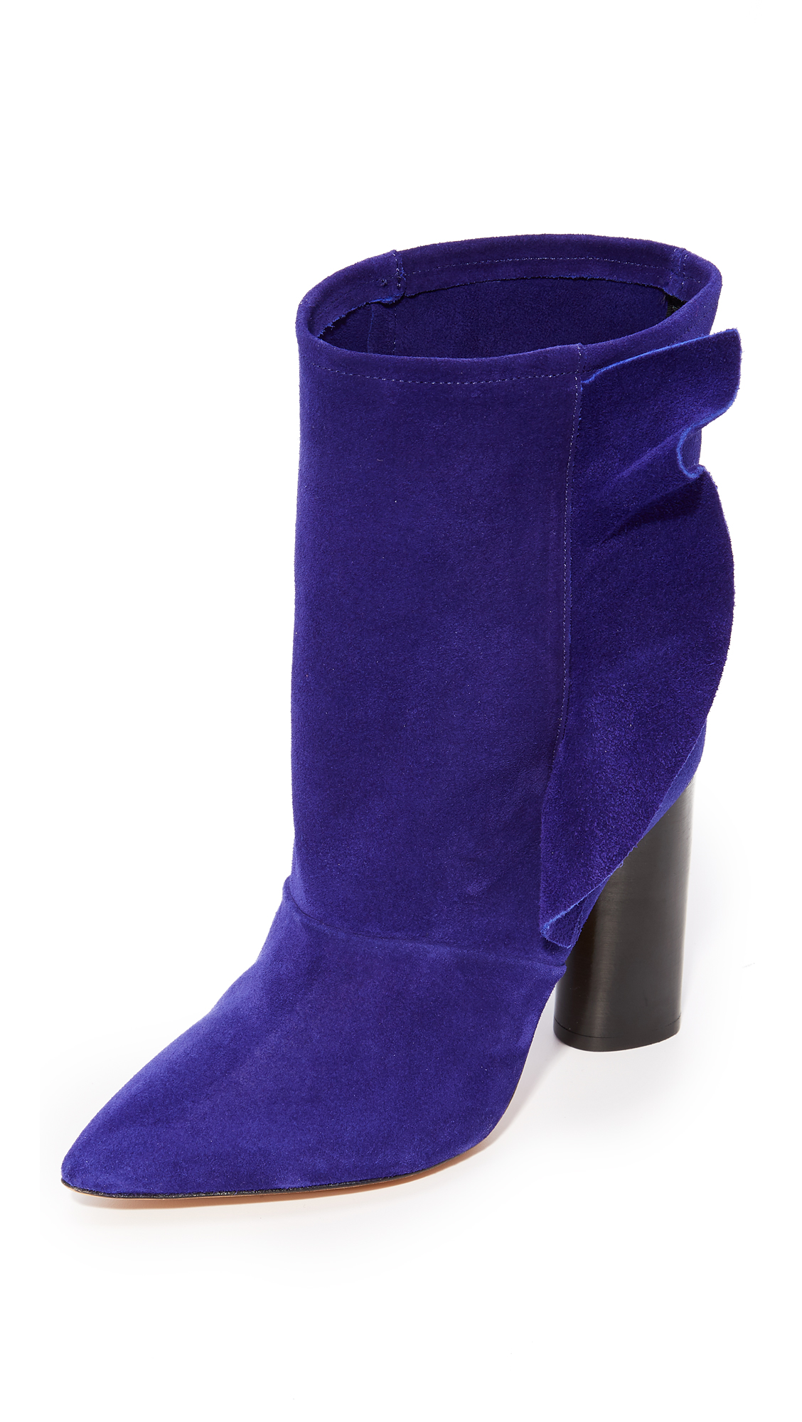 IRO Cidravolti Booties - Purple