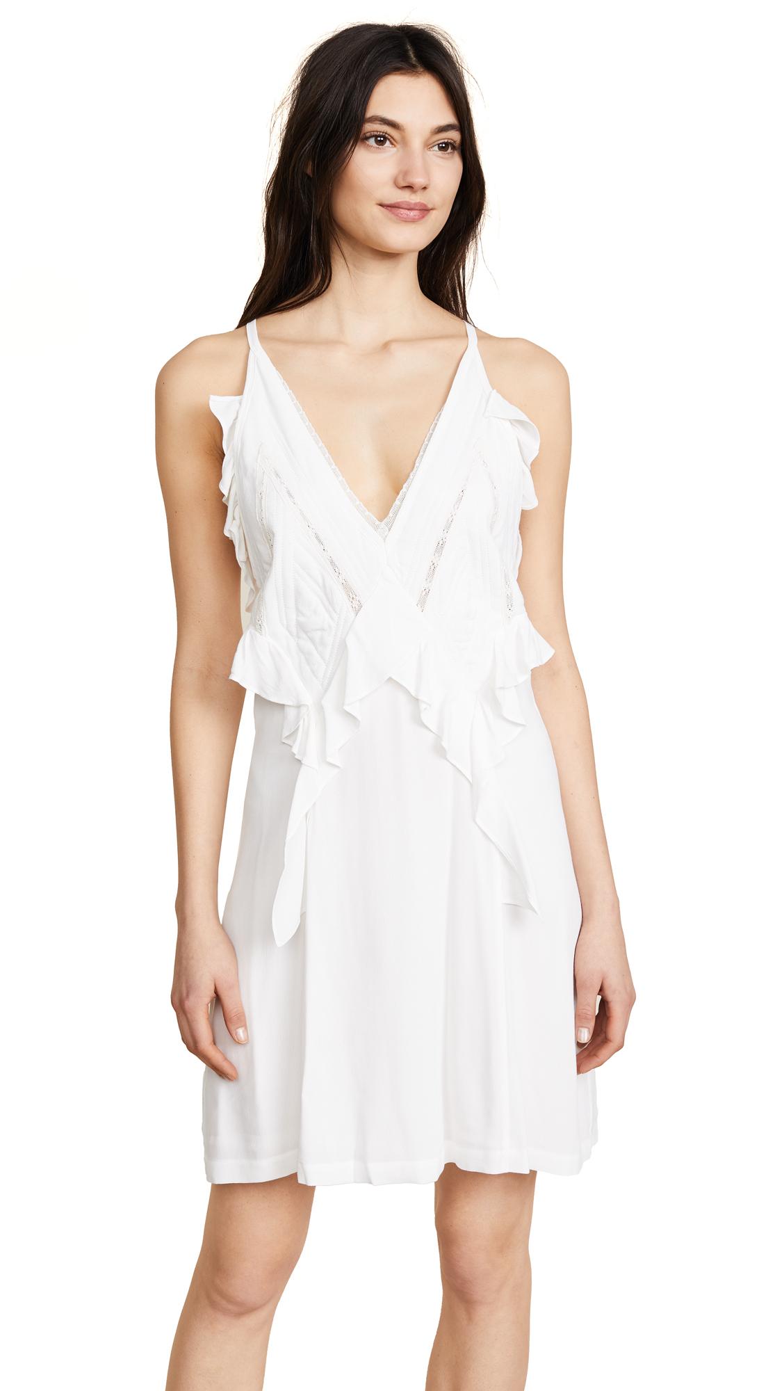 IRO Bercey Dress In White