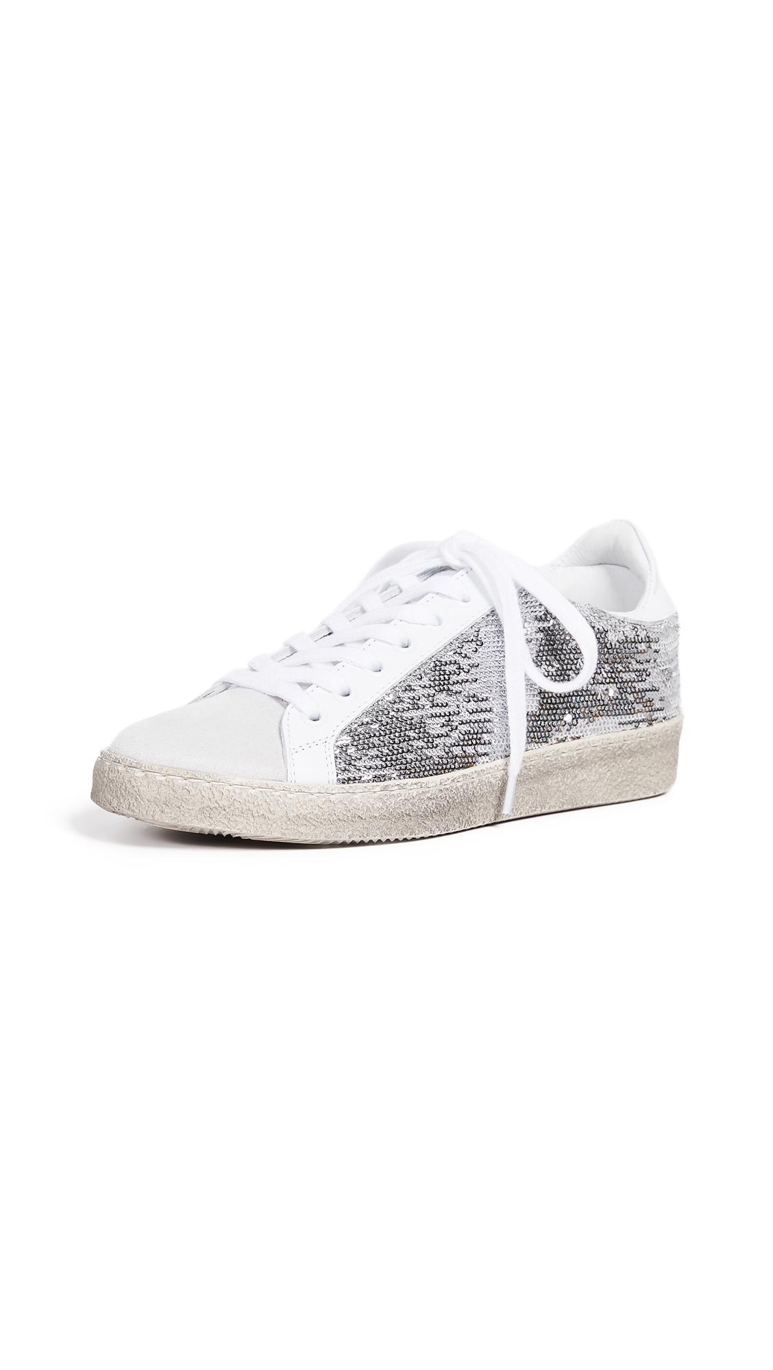 IRO Barthy Sneakers - Silver