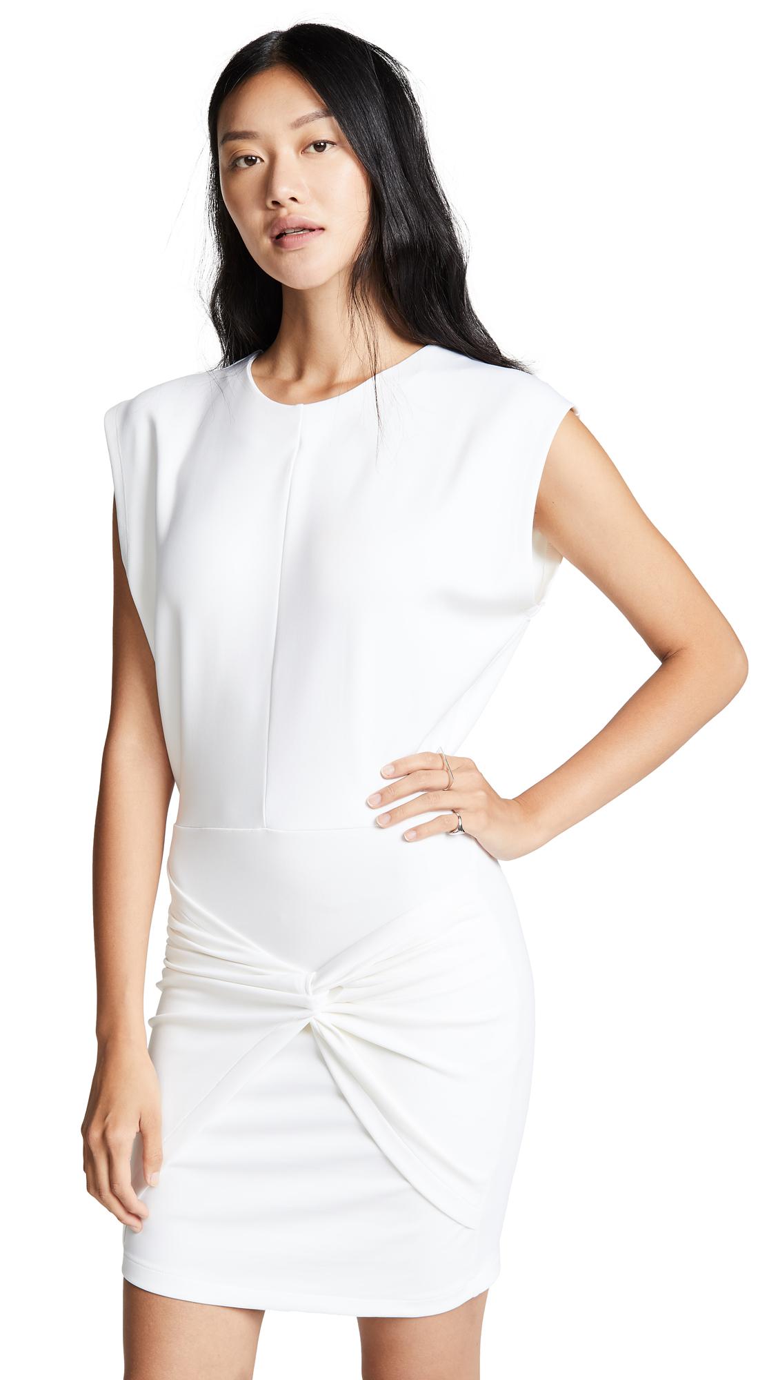 IRO Pearls Dress In White