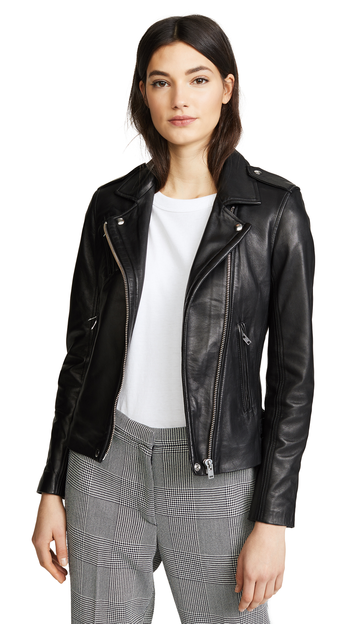 Buy IRO Han Leather Jacket online beautiful IRO Clothing, Jackets