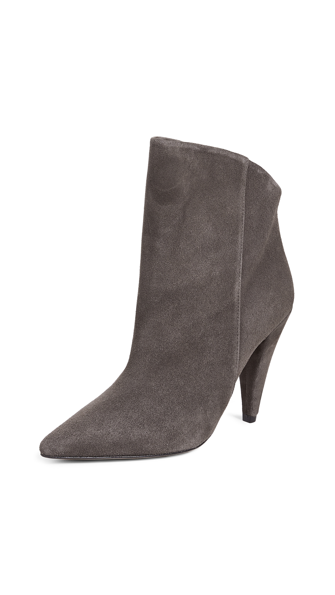 IRO Amy Booties - Clay