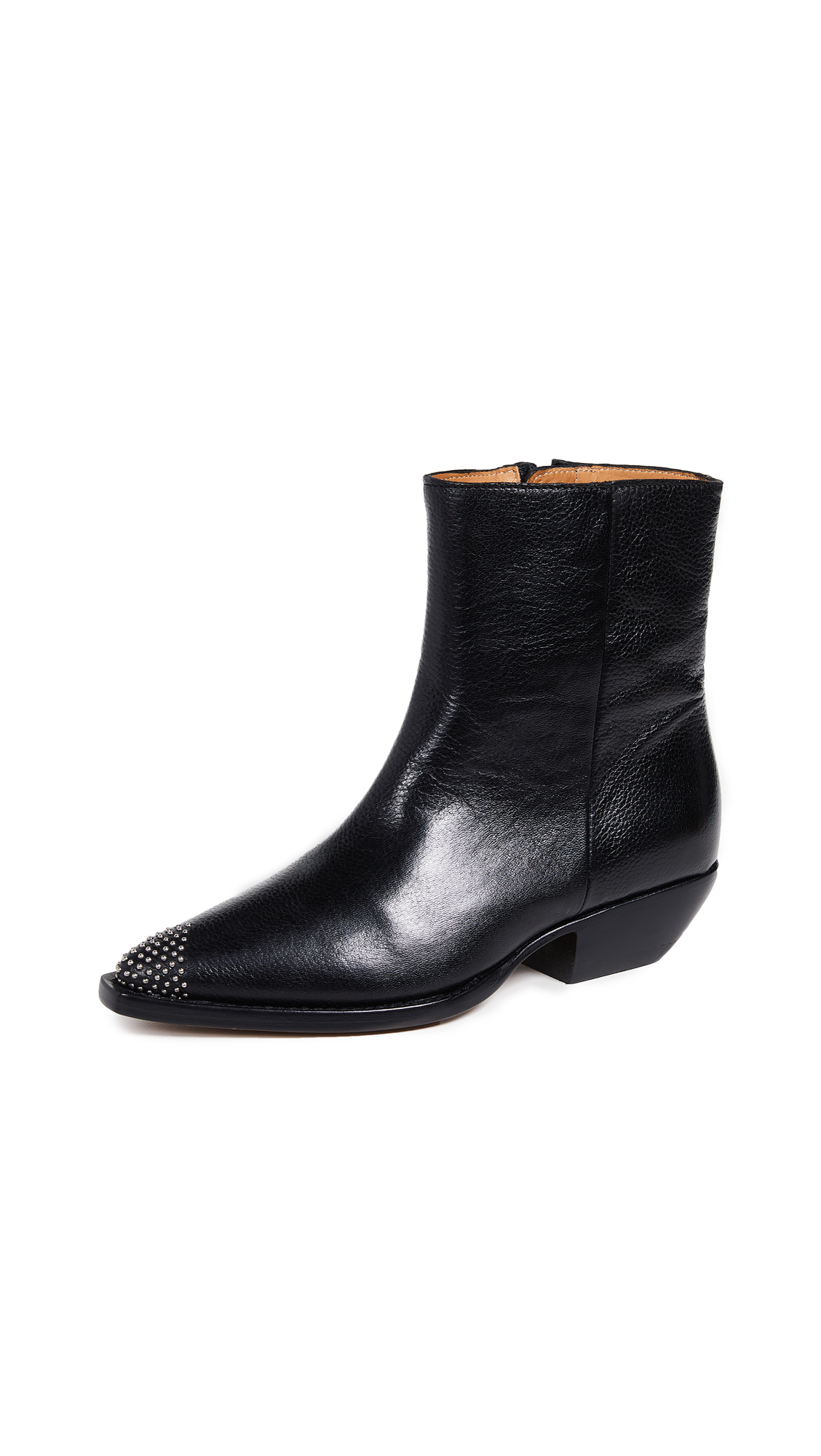 IRO Santiago Boots - Black