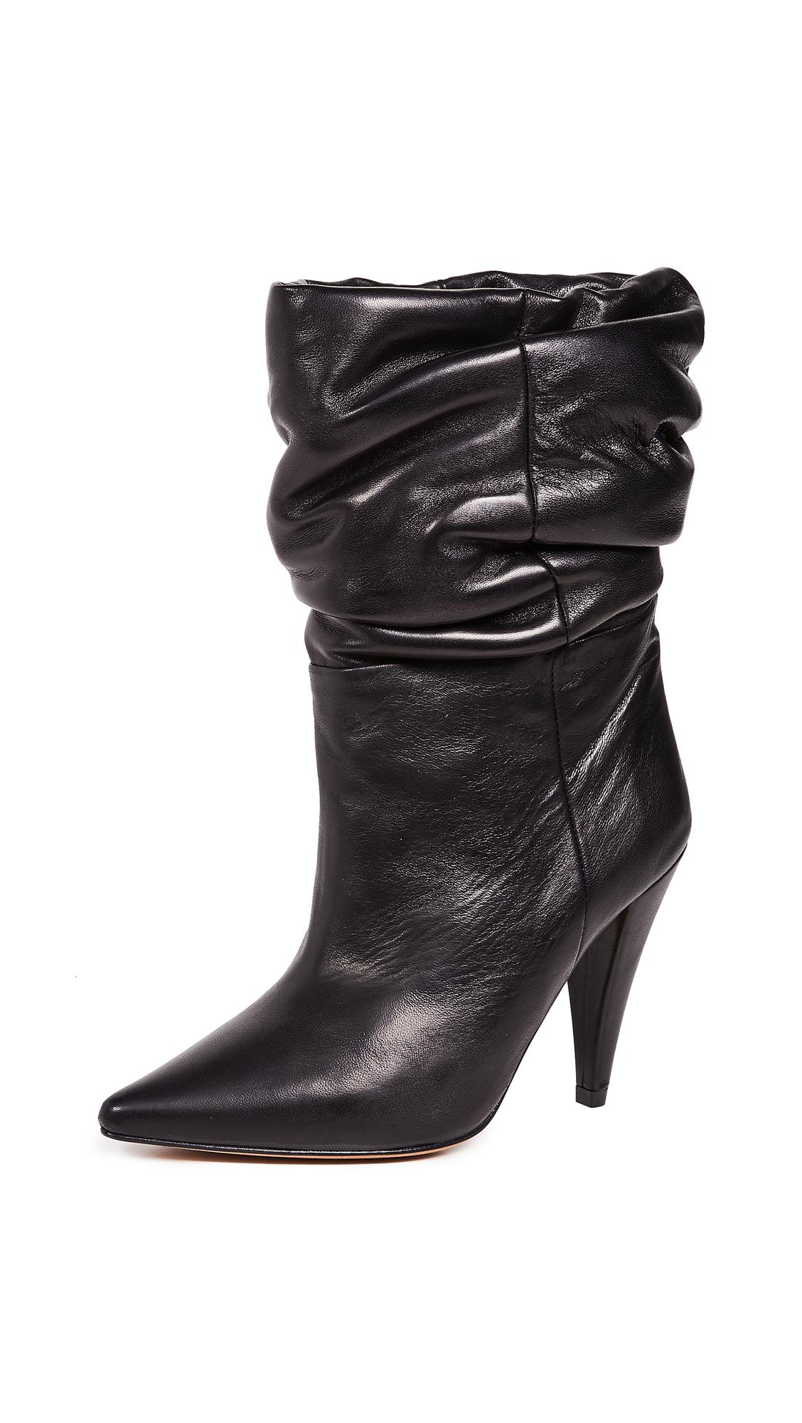 IRO Bergula Boots - Black