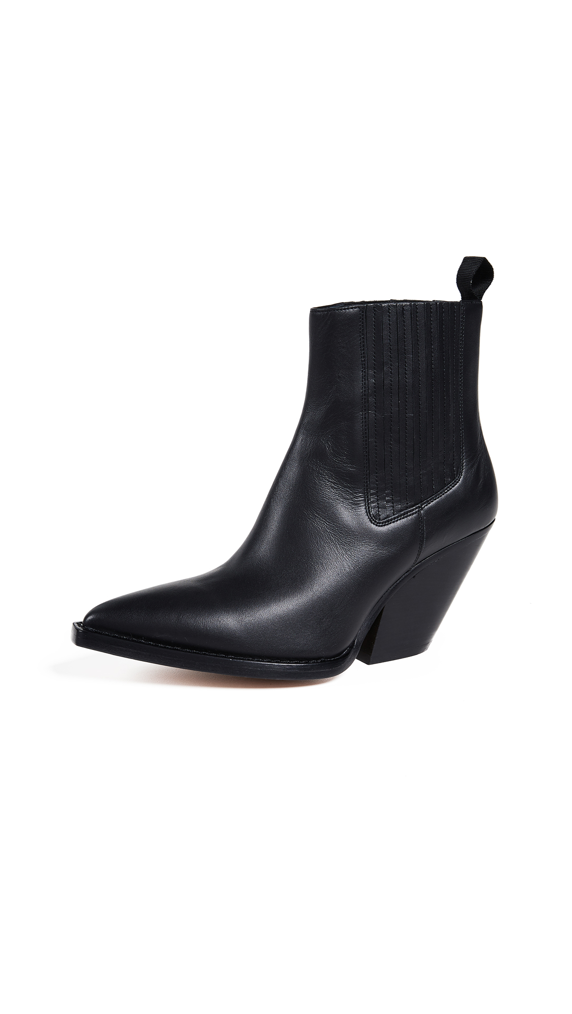 IRO The Truth Booties - Black