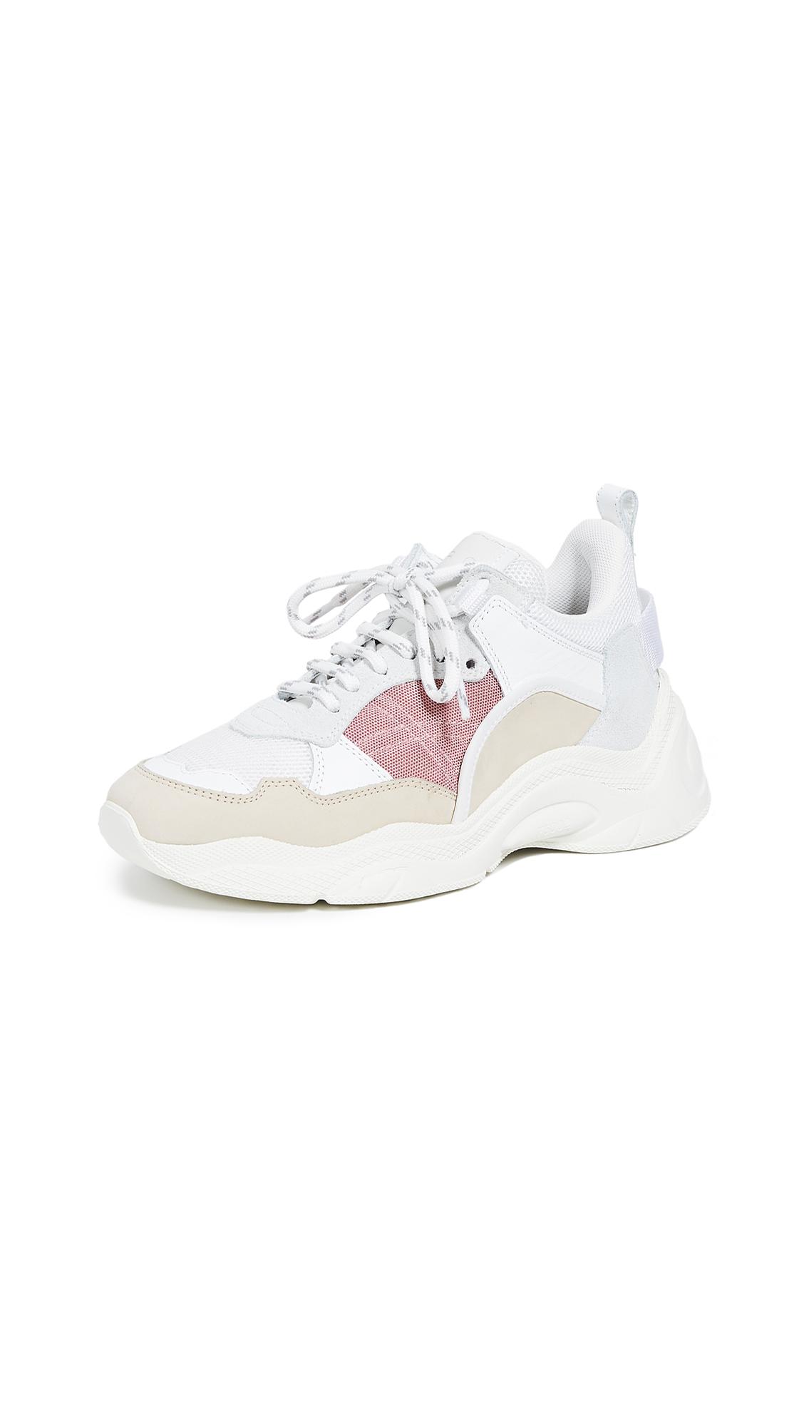 IRO Curverunner Sneakers - Pink