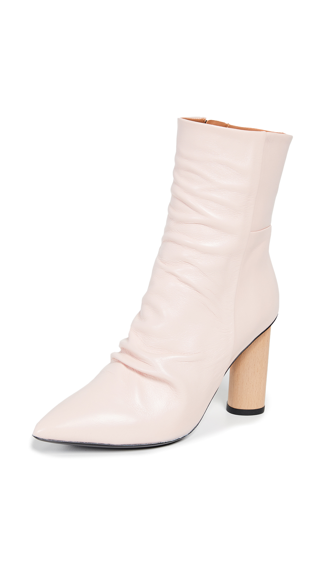 IRO Nazca Boots - Light Pink