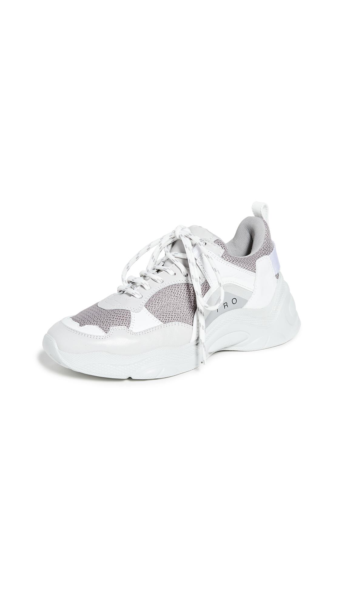 Buy IRO online - photo of IRO Curverunner Sneakers