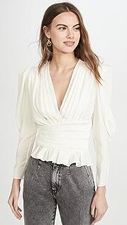 IRO Charlos 女式衬衫