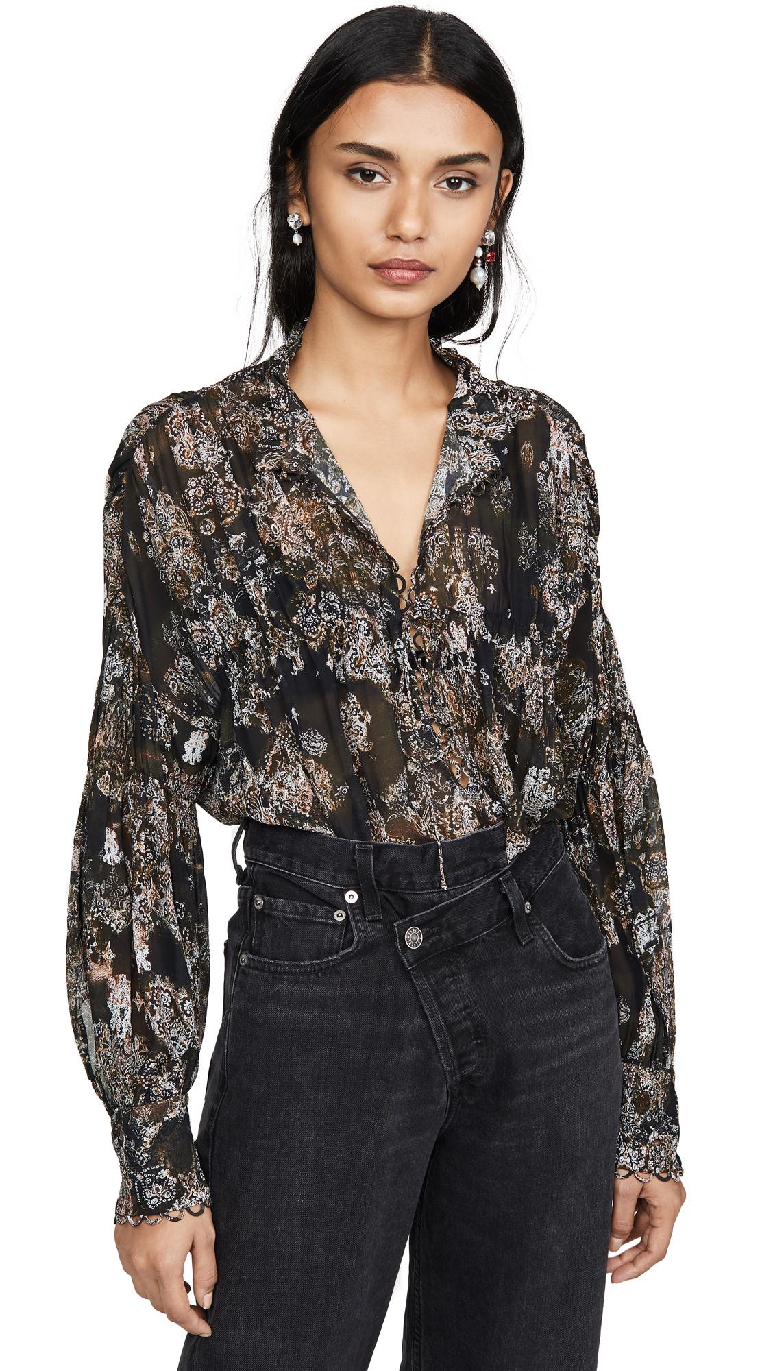Buy IRO online - photo of IRO Sianna Blouse