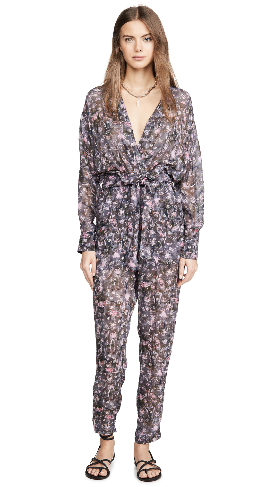 Buy IRO online - photo of IRO Poincia Jumpsuit