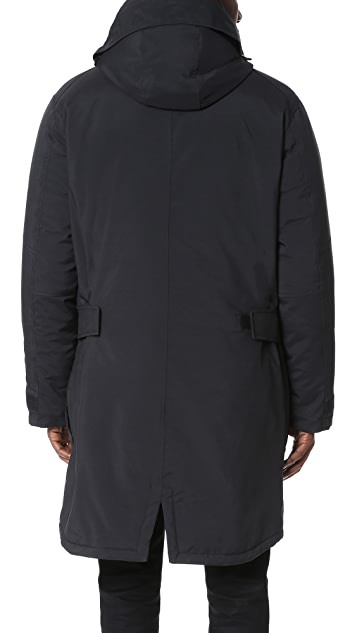 Isaora Parka with Removable Lining