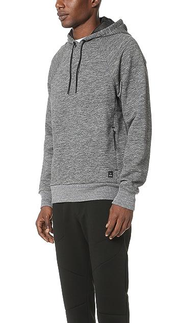 Isaora Spacey Hooded Sweatshirt