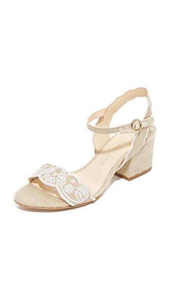 Isa Tapia Luisa City Sandals