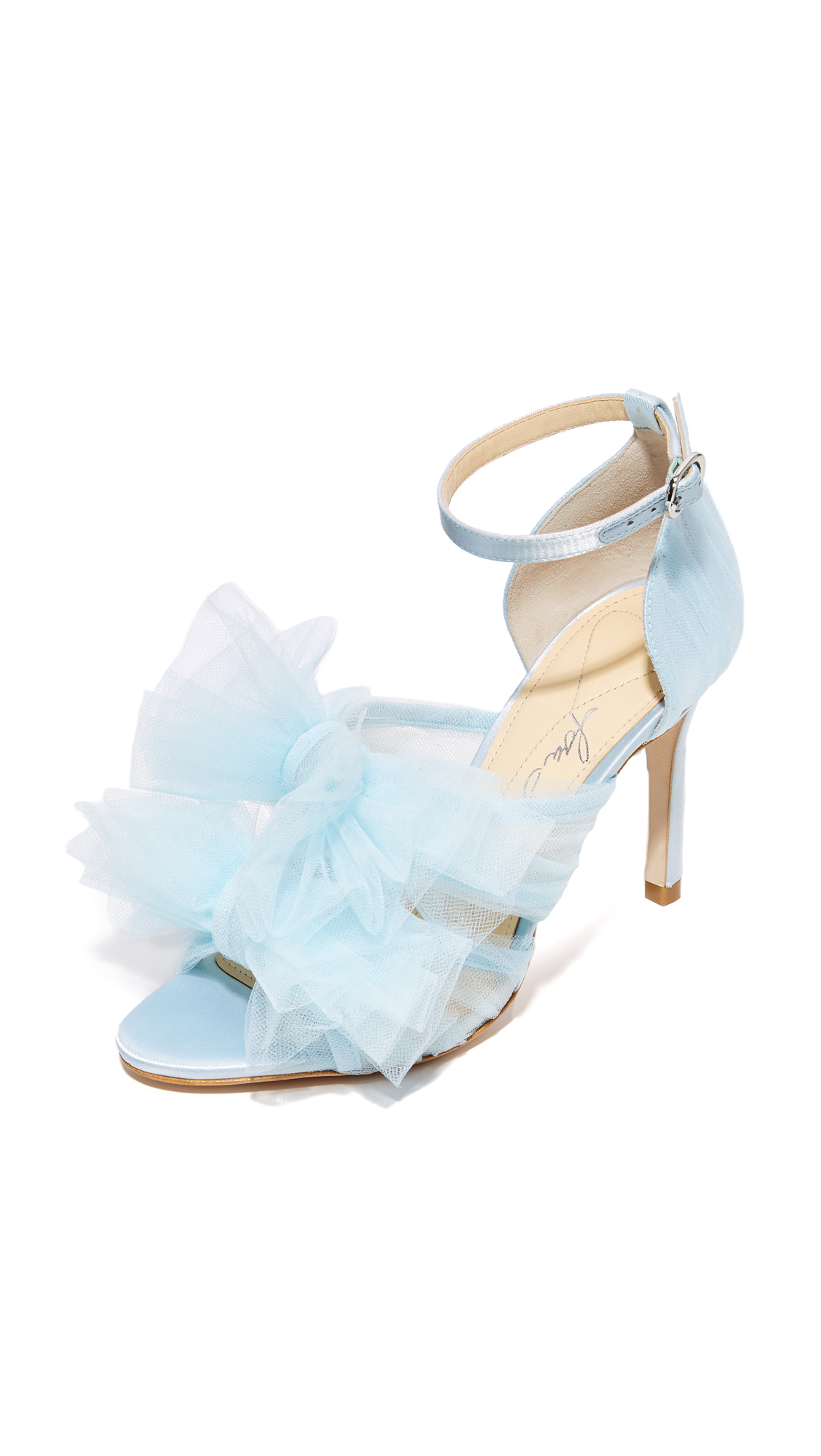 Isa Tapia Gigi Sandals - Blue