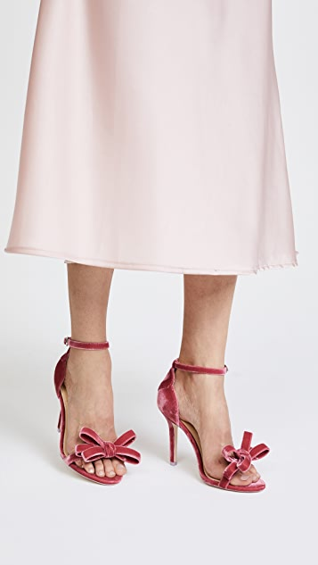 Isa Tapia Shelby Strappy Pumps