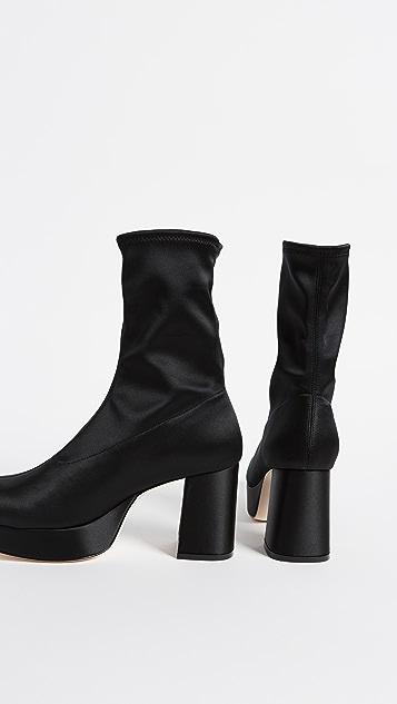 Isa Tapia Brooke Platform Boots