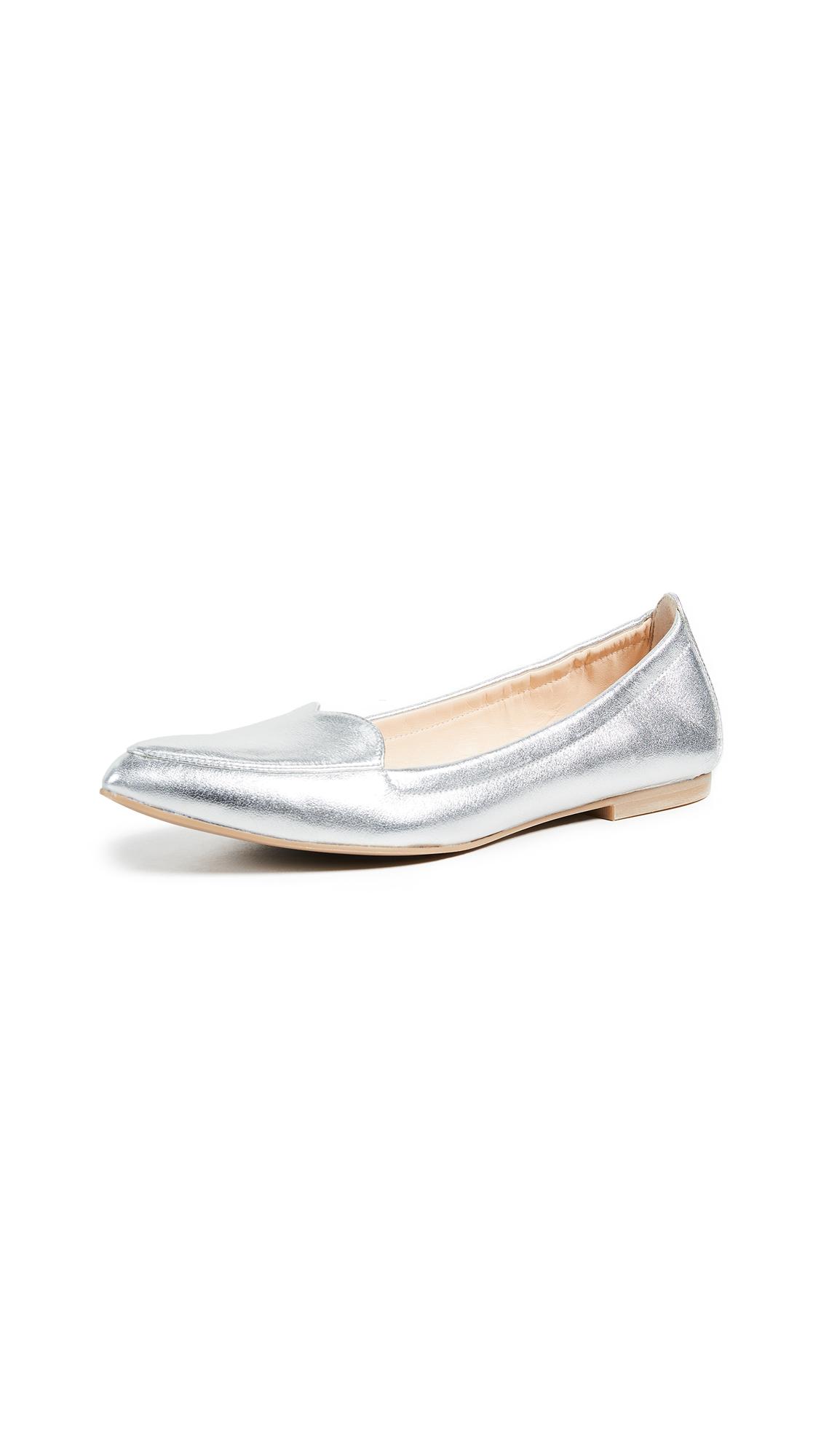 Isa Tapia Nova Flats - Silver