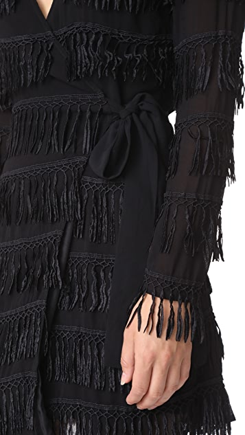 ISLA Charm On Mini Dress
