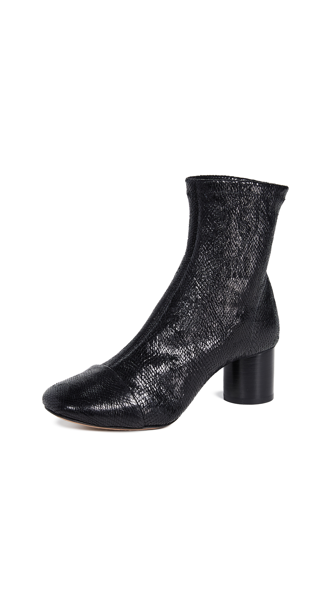 Isabel Marant Datsy Booties - Black