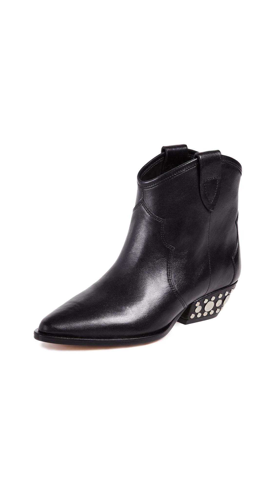 Isabel Marant Dawyna Boots - Black