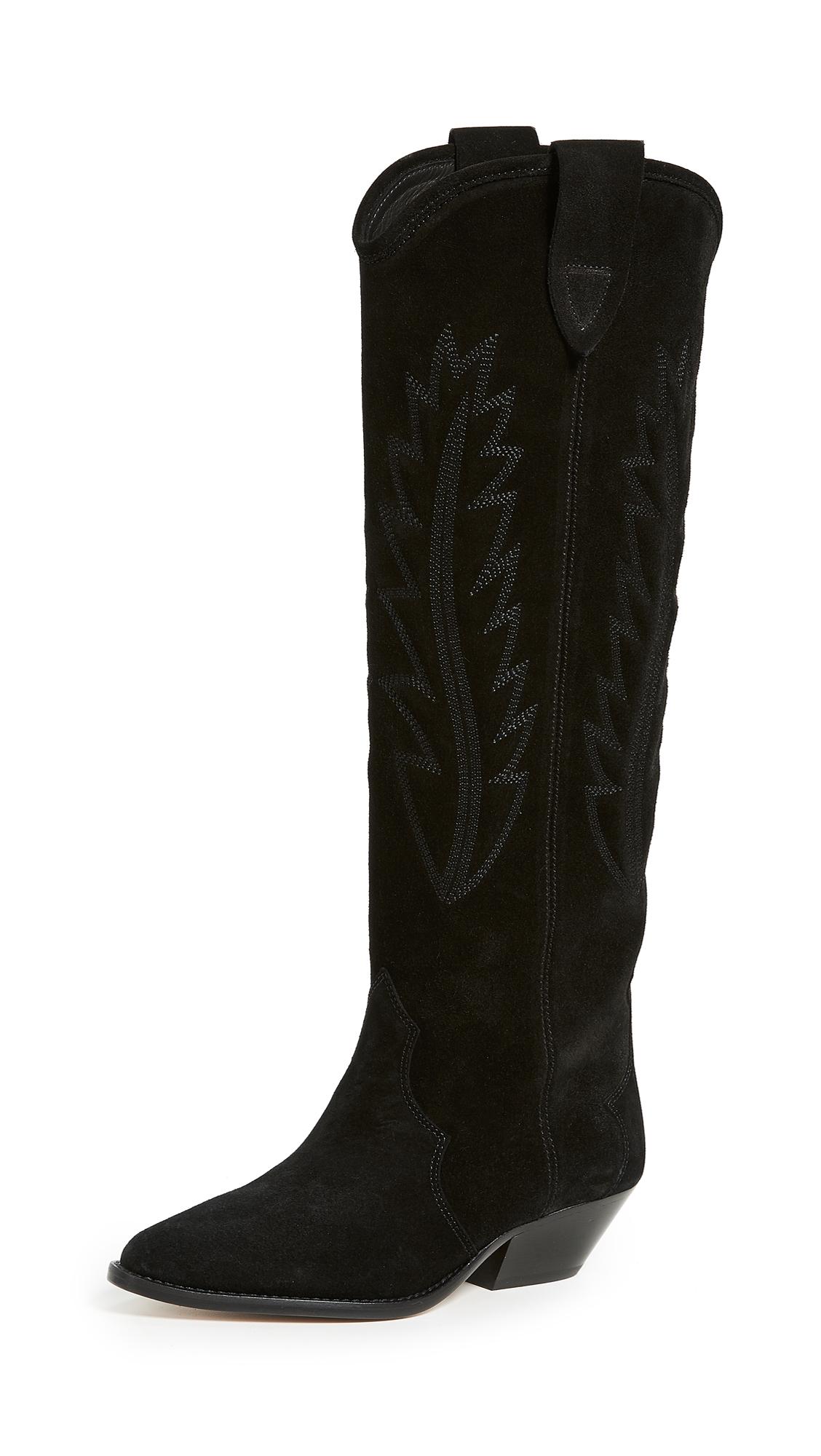 Isabel Marant Denzy Boots - Black