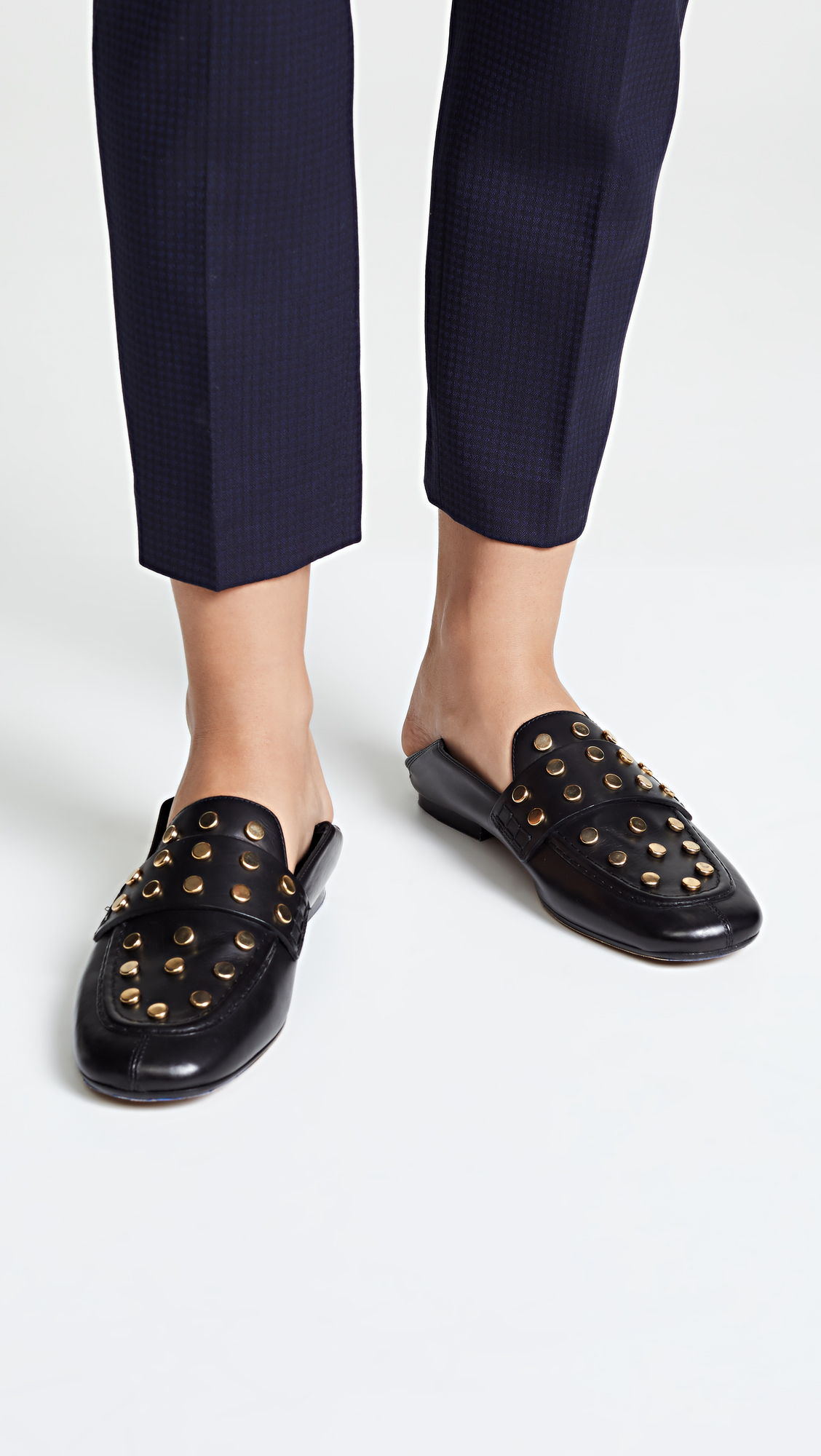 e5df5d3314e Isabel Marant Feenie Convertible Loafers
