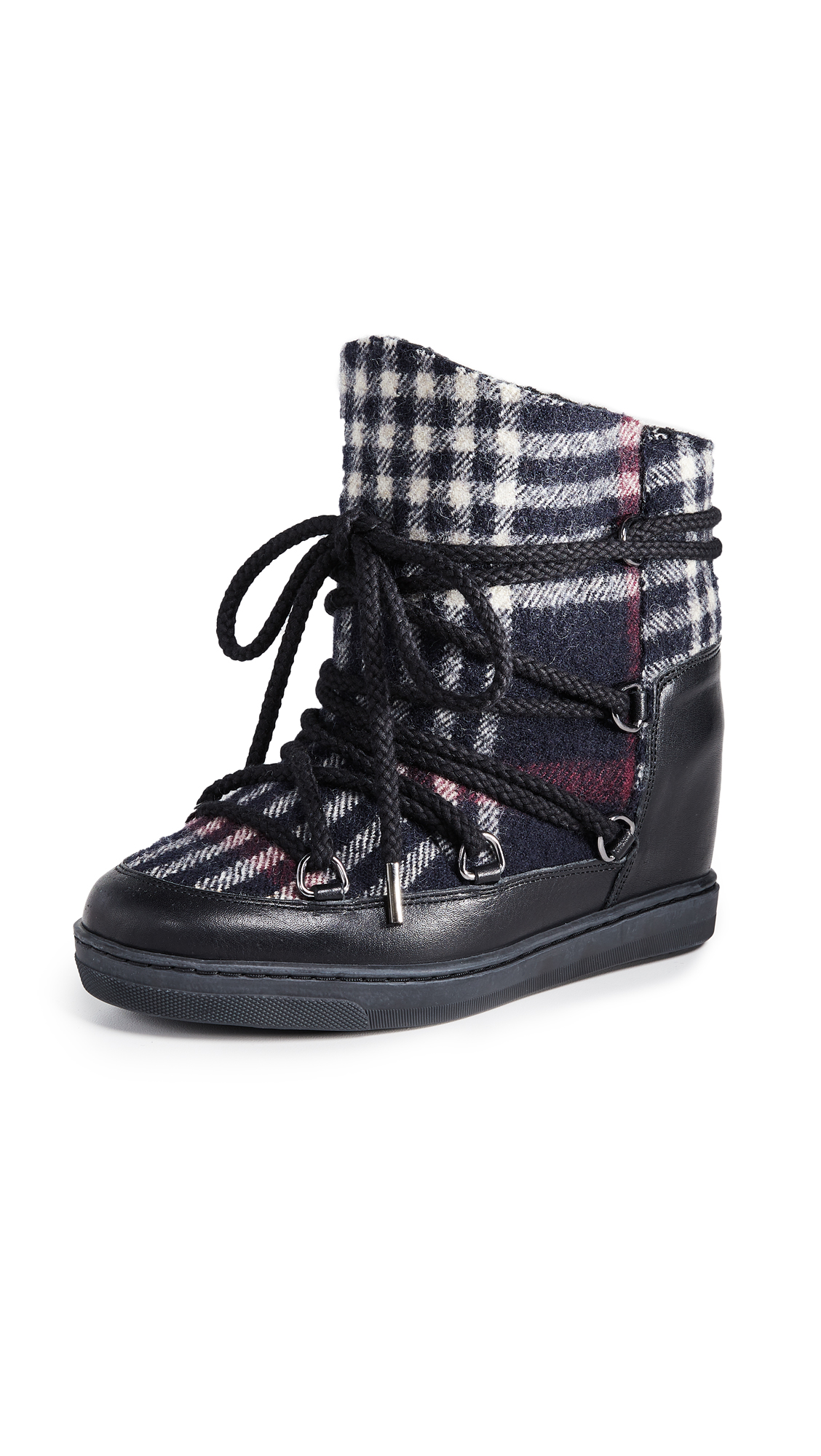 Isabel Marant Nowles Boots - Midnight