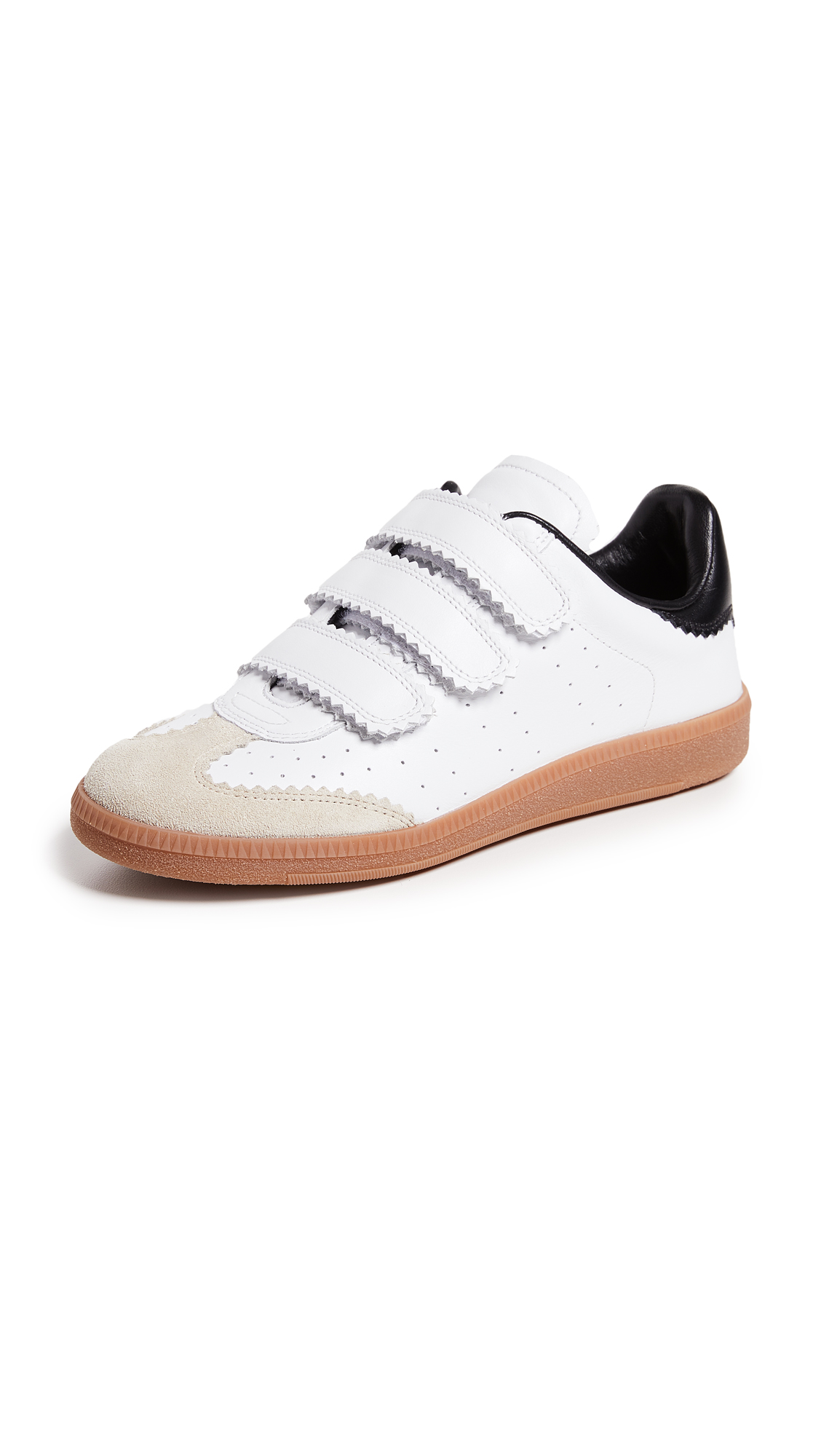 Isabel Marant Beth Sneakers - White